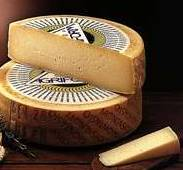 This Italian cheese is used by the Sisters of Poor Claire today.  I don't know what that means, really.