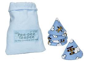 Pee-pee Teepees for the sprinkling wee-wee.