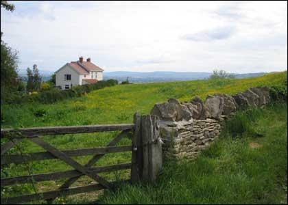 Idyllic Gloucestershire.