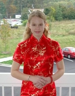 Cheongsam Blond 2005