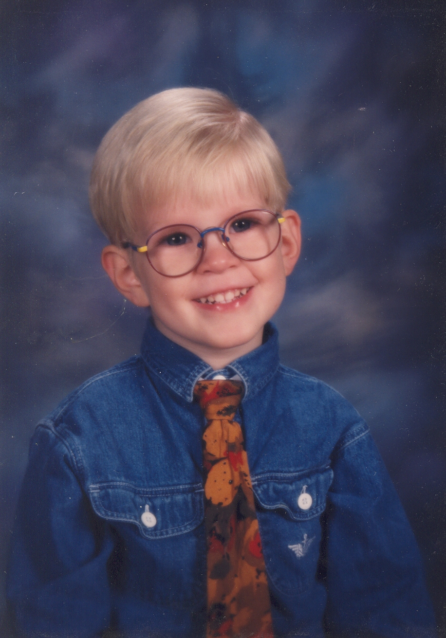 Gotta love the tie.