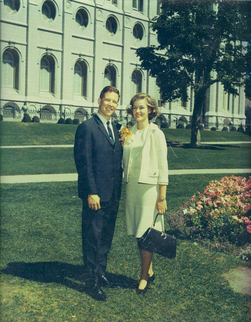Mom & Dad, September 10, 1965