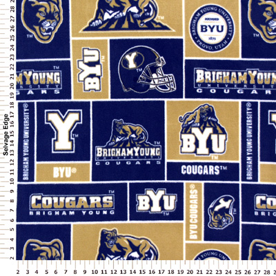 Brigham Young University Fleece